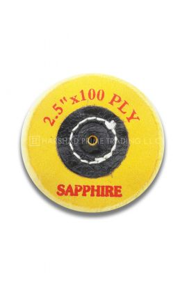 2.5x100 Yellow Sapphire Buff