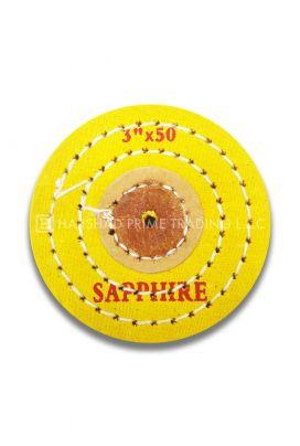 3x50 Yellow Sapphire Buff