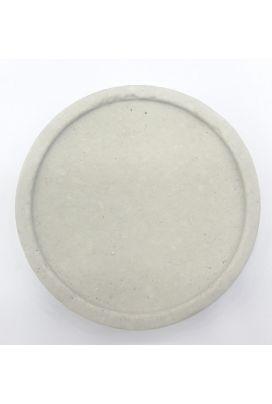 Ceramic Borex Plate 3 Inch Eagle