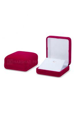 CF 3015 Earring Box Red
