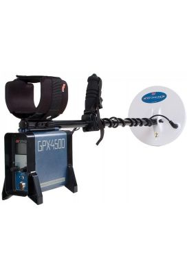 GPX 4500 Metal Detector