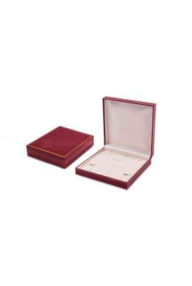 IP 14/H 313 Medium Set Box Red Ch Croco