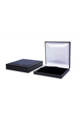 IP 27 311 Necklace Black