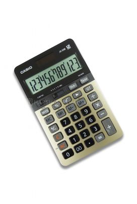 JS 20b Casio Calculator