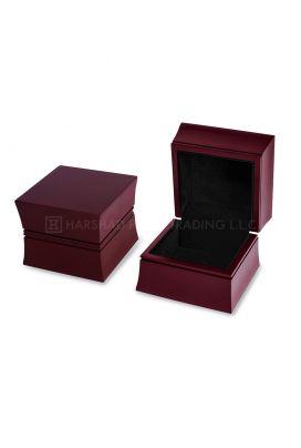 JW 632/L Ring Wooden Box Black