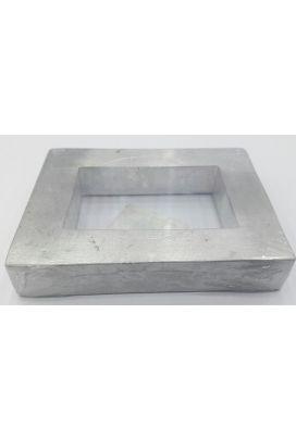Mould Frame Single Cavity 4lx3.1/2x3/4 Thickness Eagle