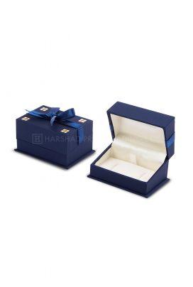 PCSR 15/TC 02 Cufflink Box Blue