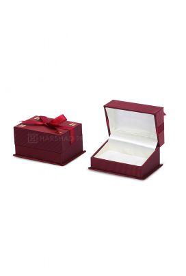 PCSR 15/TC 02 Cufflink Box Maroon