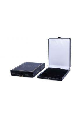 PJ 9008 Full Set Box Black Ch Croco