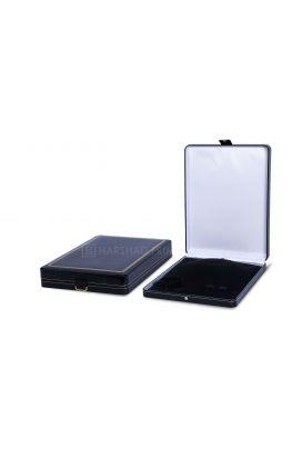 PJ 9008 Full Set Box Black Croco