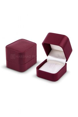 RCST 01/RG 05 Ring Box Maroon