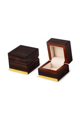 SC 600/1 Ring Box With Sponge Beige
