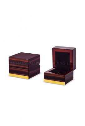 SC 600/1 Ring Box With Sponge Black