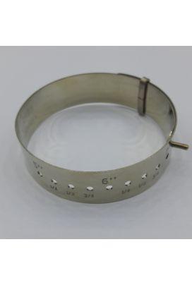 S.S Bracelet Gauge 5-8