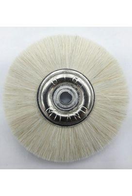 UTG Steel Brush White Hair