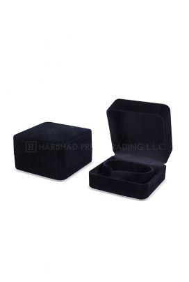 Velvet 627 Bangle Box Black