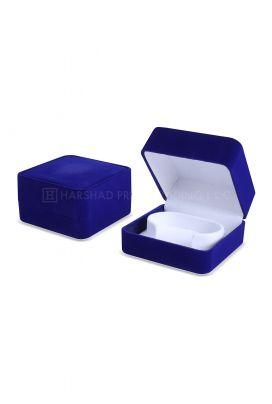 Velvet 627 Bangle Box Blue