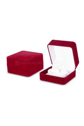 Velvet 627 Bangle Box Red